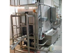 Pallet Control pallet washer