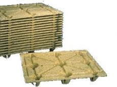 Presswood pallets