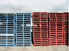 Pallet Loss Prevention to prevent unnecessary pallet losses