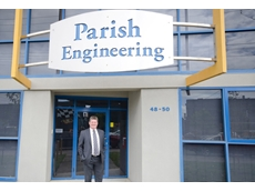 Paul Rafferty, Business Development Manager at Parish Engineering will lead the company's expansion efforts into new industries