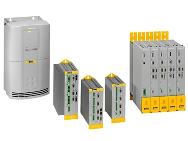 Compax3 Servo I31 EtherCAT fieldbus option from Parker Hannifin