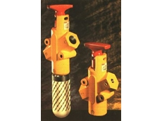 Parker Hannifin lockout valves.