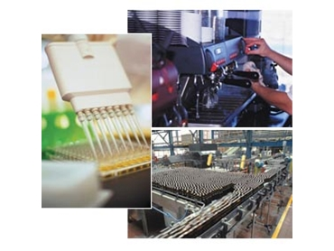 Automation Components, Automation Software, Climate Controls, Process Equipment, Industrial Hardware, Pneumatic Machines