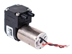 T5 LI miniature diaphragm pumps are highly efficient, and have a low total cost of ownership