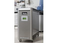 New Parker Balston NitroFlowLab nitrogen generators from Parker Hannifin