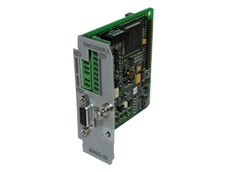 8903-AI analogue input option boards are suitable for use with AC890 series AC drives