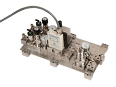 Parker gas blending systems can be used for gas dilution in ratios ranging from 1:1 to 10,000:1 as standard