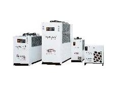 Closed circuit industrial chillers