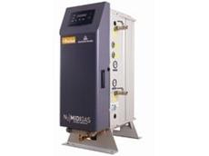 Compact new MIDIGAS nitrogen generators