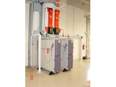 Domnick hunter installs new N2MAX116 nitrogen generator