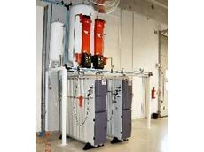 Nitrogen gas generator.