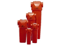 OIL-X EVOLUTION range of compact compressed air filters