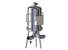VSL filter housings for sanitary liquid