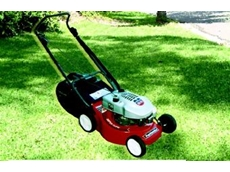 The Cassowary mower -- built to last.