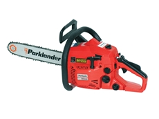Heavy duty Parklander 37 cc chainsaws from Parklands Power Products (Aust)