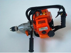 The Tanaka TED-270RS reversible 2-stroke engine drill from Parklands Power Products.