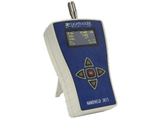 The HANDHELD 3013 particle counter