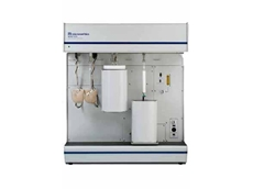Micromeritics ASAP 2020 HD surface area and porosity analyser