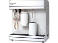 Micrometrics ASAP Xtended pressure sorption analyser