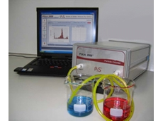 POLA 2000 liquid particle counters are rugged and durable