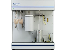 Micromeritics ASAP 2020 Micropore/Chemisorption Accelerated Surface Area and Porosimetry System