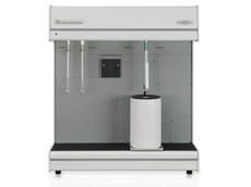 Micromeritics ASAP 2020 Plus system