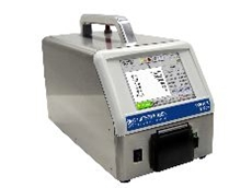 Solair 5200+ particle counter.