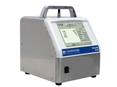 Remote 5100 Airborne particle counter