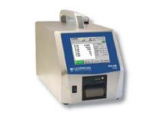 SOLAIR 1100LD portable airborne particle counter
