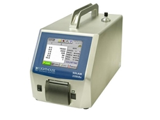 SOLAIR 3350Rx portable particle counter