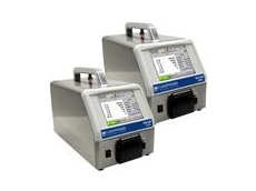 Solair 3350 and 5350 portable airborne particle counters