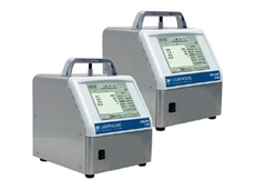 Solair portable particle counters