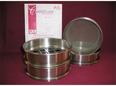 UKAS Certified test sieves