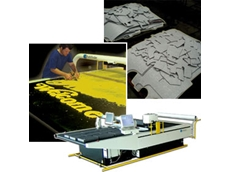 Fabric Cutting Machines from Pathfinder Australia