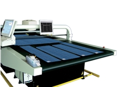 Pathfinder K-7000,  high-speed servo controlled fabric-cutting machinesby Pathfinder Australia