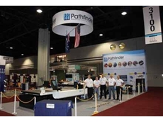 Pathfinder booth at Texprocess Atlanta 2012
