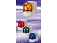 WH-A wall mounted rotating warning lights