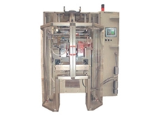 VS70 and VS100 vertical form fill seal packaging machines are available in standard and stainless steel versions