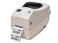 New Zebra LP / TLP Plus desktop barcode label printers