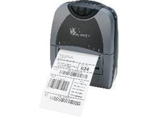 Zebra's P4T/RP4T mobile printer