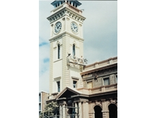 Balmain Town Hall Finished Clean Surface