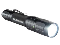 Pelican ProGear 2380R LED rechargeable flashlight
