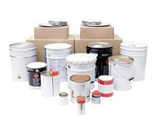 Steel, tinplate, cardboard and printed packaging