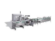 FP 027 box motion horizontal flow-wrapping machine