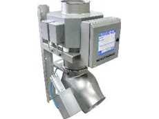 Metal separator for the food industry