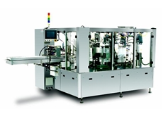 rotary pouch machine from Perfect Packaging