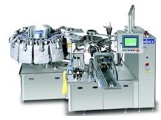 RT-10T-12VFM rotary vacuum fill-seal machine