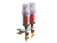 Perma mounting options for lubricators.