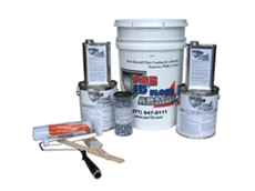 Concrete Floor Armour Kit