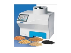 Highly Accurate Grain Moisture Meters from Perten Instruments